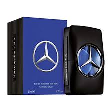 Mercedes Benz men cologne