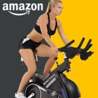Online shopping on Amazon Fitness