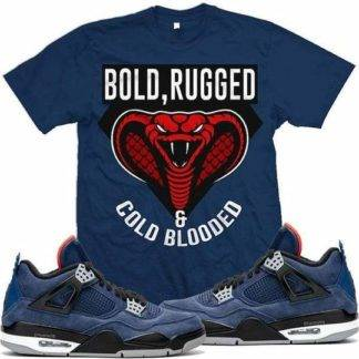 Bold and rugged t- shirt