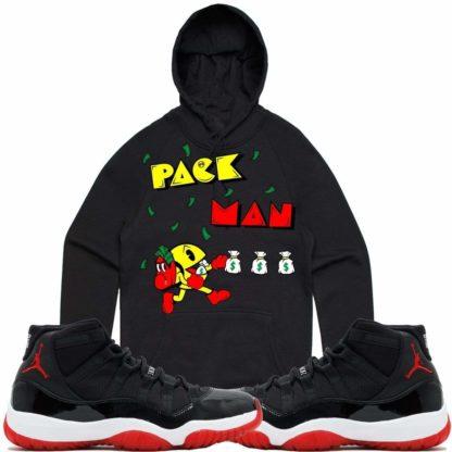Pac- man hoodie