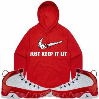 Just Keep it Lit Hoodie