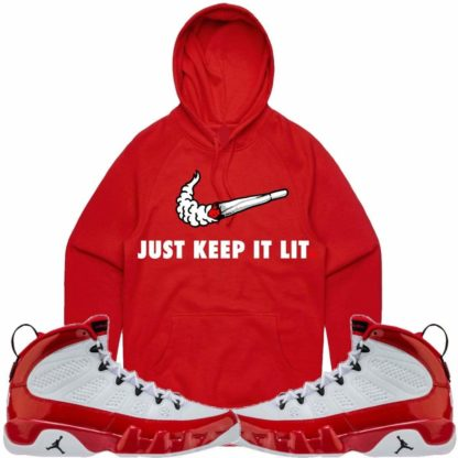 Just Keep it Lit Hoodie