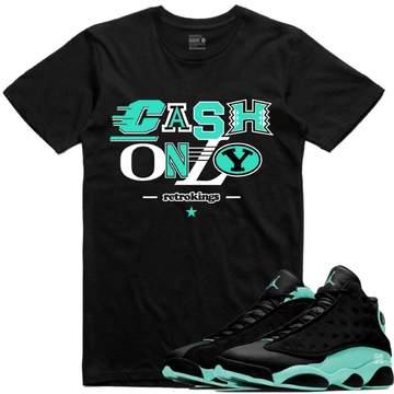 Cash only t- shirt