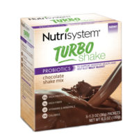 nutri system's turbo shake